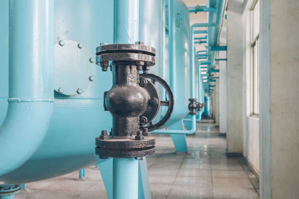 Contenedores de agua